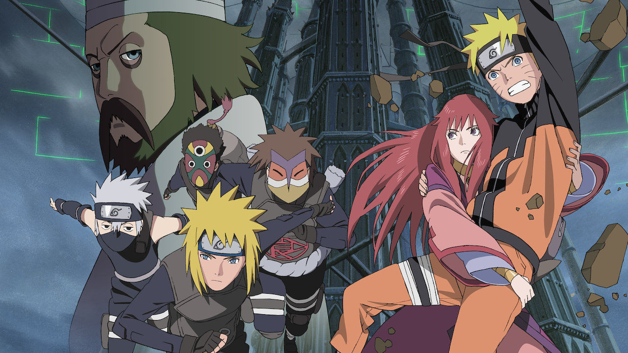 Naruto Shippuuden Movie 4 – The Lost Tower Subtitle Indonesia